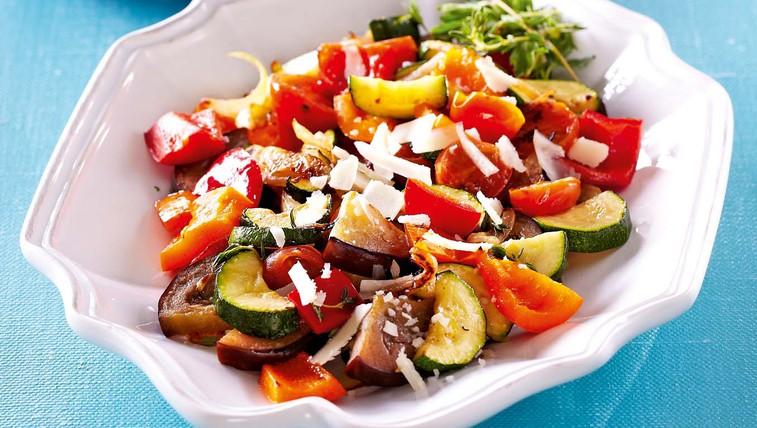 Ratatouille - zelenjavna jed, ki vas bo navdušila z odličnim okusom (foto: Profimedia)
