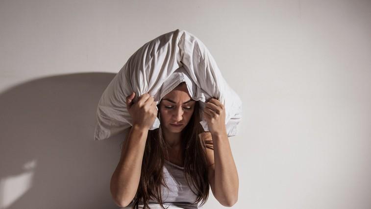 10 znakov, ki kažejo, da imate migreno (foto: profimedia)