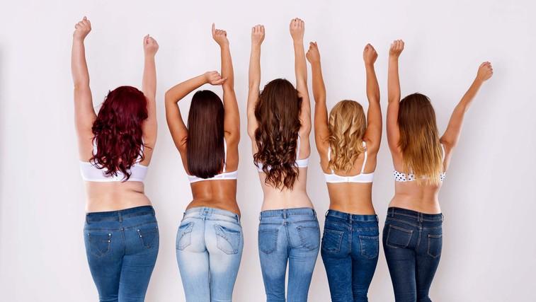 5 načinov, kako se znebiti 'špeha' na hrbtu (foto: Shutterstock)