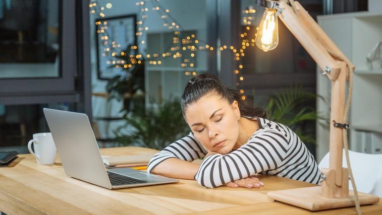 To so možni vzroki zbujanja ponoči (foto: profimedia)
