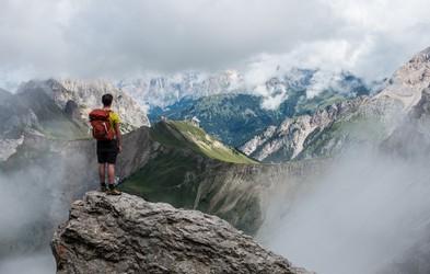Zakaj tako radi hodimo v gore?