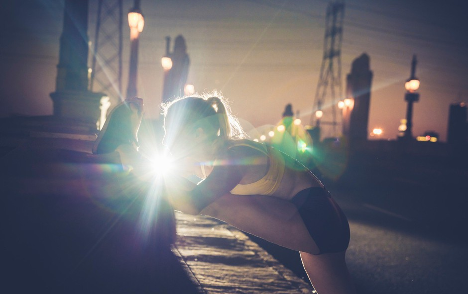 Kaj jutranji telovadci počnejo ponoči? (foto: profimedia)