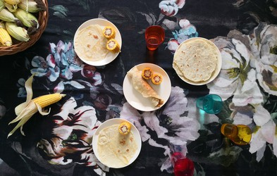 RECEPT: Domače tortilje – mehke kot putrček