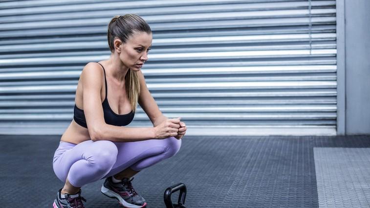 Kako izboljšati motivacijo za vadbo? (foto: profimedia)