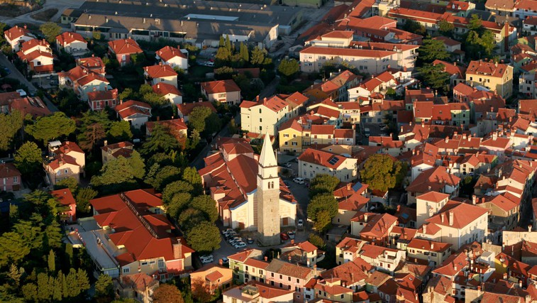 Izola: nadvse šarmantno staro mediteransko mestece (foto: GORAN ANTLEY)