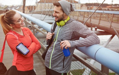 Preizkusite svojo pripravljenost s  3-minutnim intenzivnim treningom