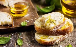 Kruhova solata panzanella