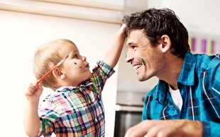 7 znakov, da bo dober oče