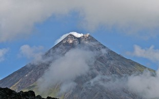 Mogočni vulkani