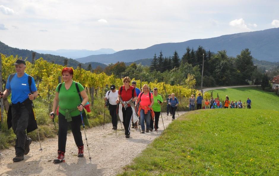 Na noge! Humanitarni pohod od Kamnice do Urbana (foto: Mediaevent)