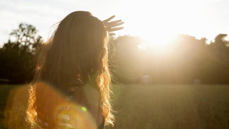 Zakaj nas sončna svetloba utrudi? (foto: profimedia)