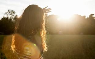 Zakaj nas sončna svetloba utrudi?