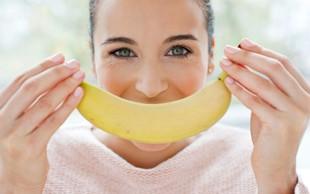 8 razlogov, zakaj bi vsak dan morali pojesti banano