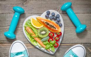 Z načrtovanjem jedilnika do boljšega zdravja