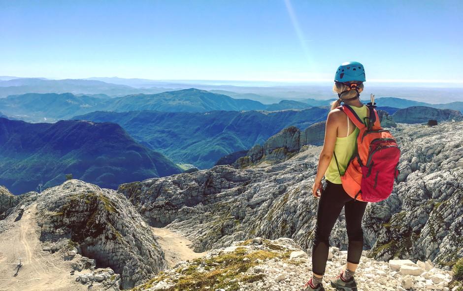 Kanin: Razgledi od Alp do morja (foto: Ana Vehovar)