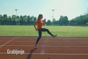 Pomoč pri pripravah na maraton: Vaje abeceda teka (VIDEO)
