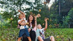 """Natalija Verboten iskreno o svoji družini: """"Najraje se igramo v naravi"""""""