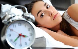 Ura, ob kateri se prebudite, razkriva vzrok za težave s spanjem