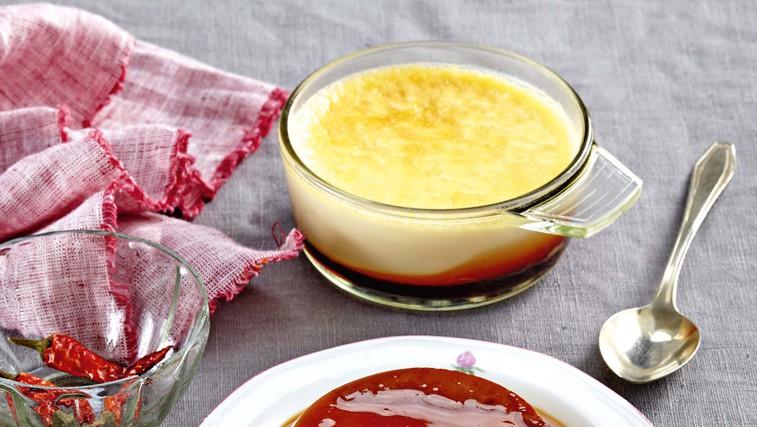 Karamelna krema s čilijem (foto: Profimedia)