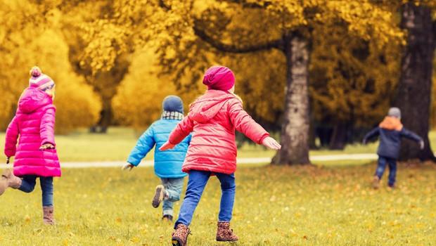 Lumpi tekovadba: 6 odličnih razlogov, zakaj se morajo otroci gibati (foto: profimedia)