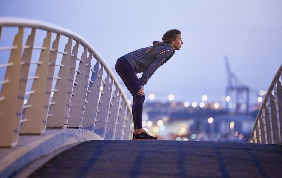7 stvari, s katerimi lahko aktivno preprečujete poškodbe pri teku (foto: profimedia)