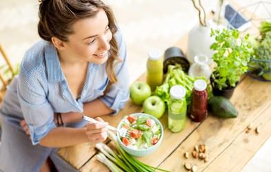 Pravilna prehrana je za tekače pomembna tako kot trening in počitek