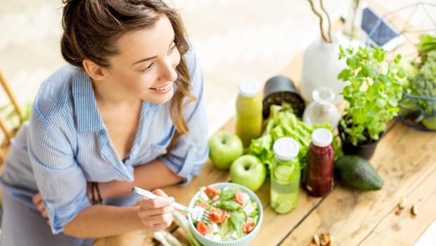 Pravilna prehrana je za tekače pomembna tako kot trening in počitek (foto: profimedia)