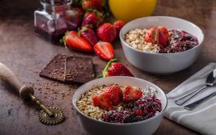 Čokoladen (zdrav) zajtrk v 10 minutah