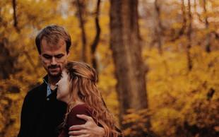 5 znakov, da je resnično zaljubljen