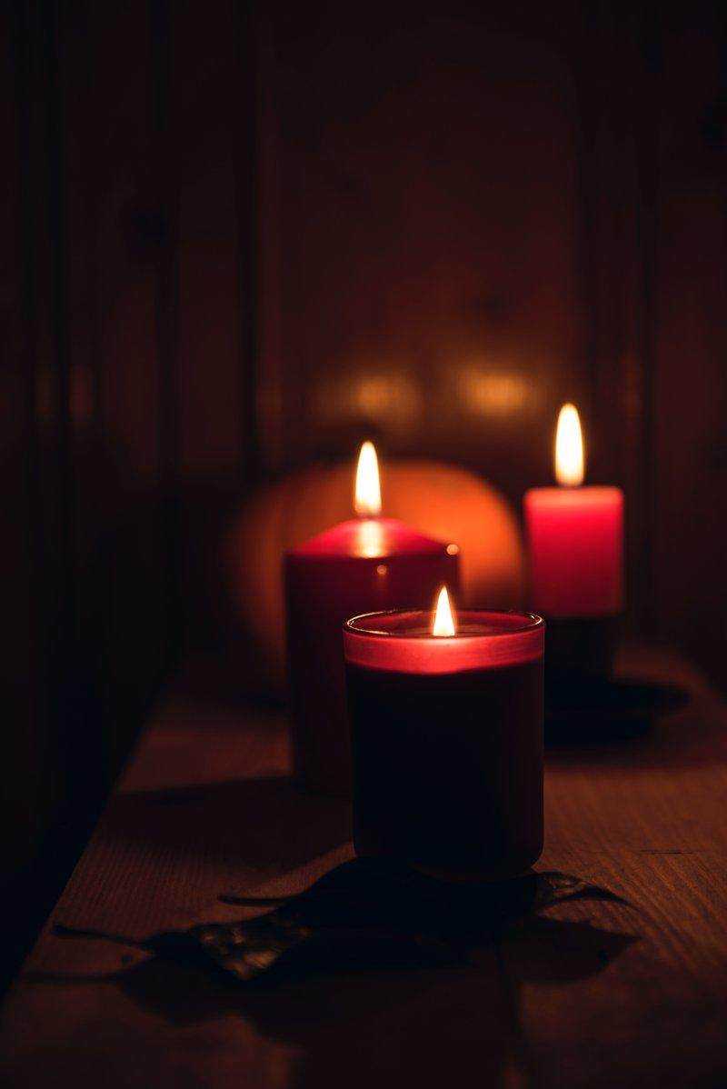 Poskrbite za seksi vzdušje s svečami