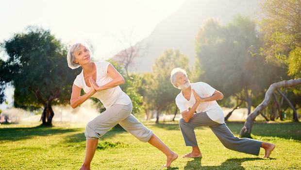 Sijajni vaji za utrditev telesa (foto: Shutterstock)