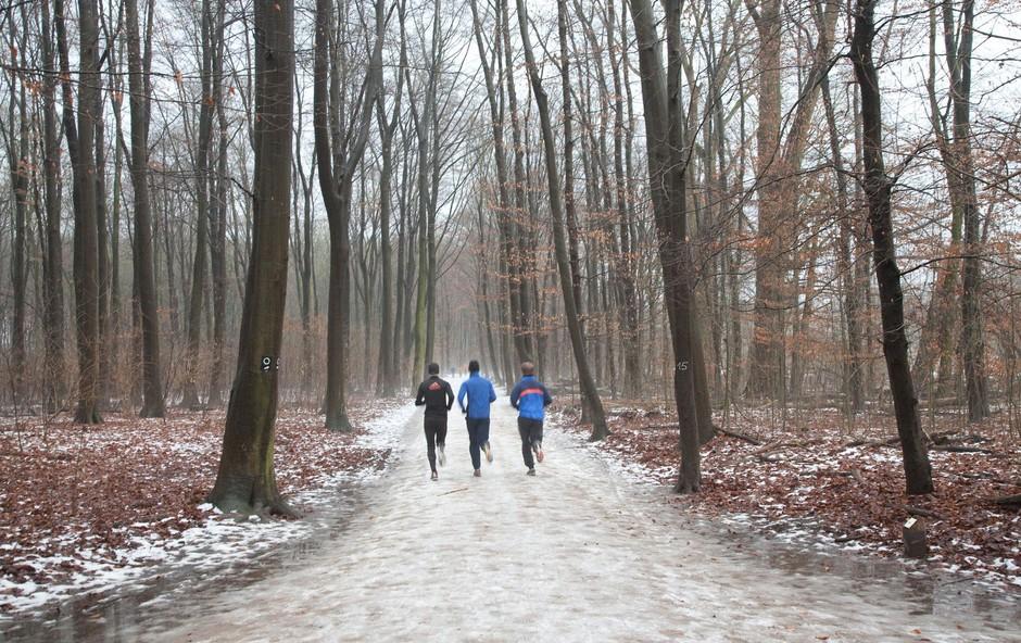 5 nasvetov, kako se motivirati za tek v hladnih dneh (foto: profimedia)