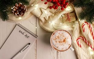 Aktivni seznam želja za zimo: Česa si želim zase?