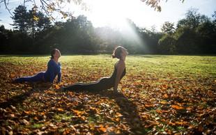 Ana Kersnik Žvab: O jogijski poti in o jogi proti boleznim srca in ožilja