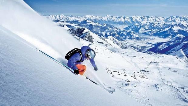 4 TOP zimske adrenalinske norosti, ki jih morate preizkusiti (foto: Kaprun-Tourismus)