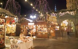 Ta vikend se odpirata adventni tržnici v Beljaku in Celovcu!