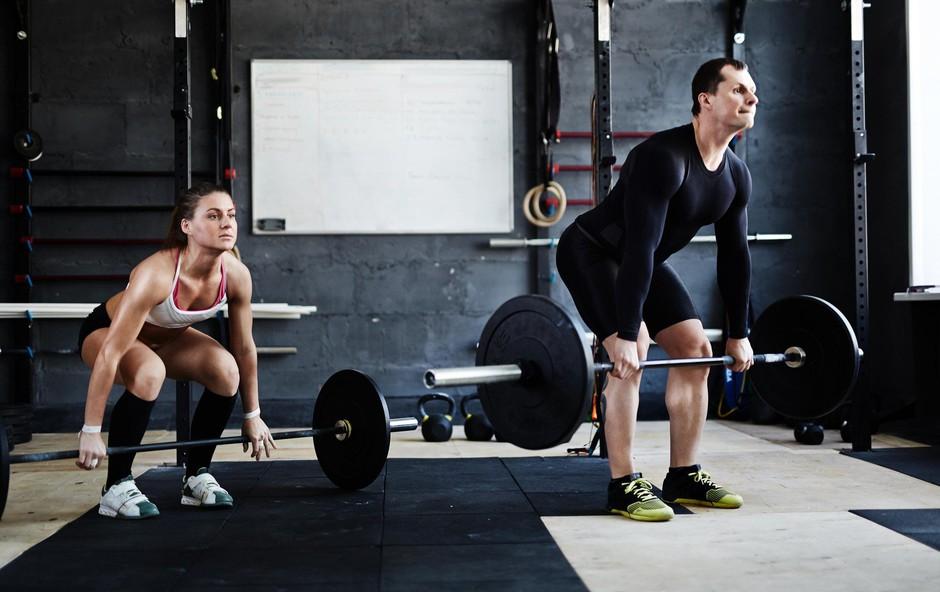 Kljub večletni redni vadbi, verjetno še vedno delate naslednje napake (foto: profimedia)