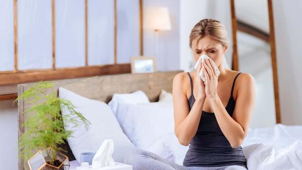 Vadba, ko smo bolni - DA ali NE? (foto: Shutterstock)