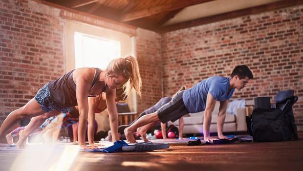 16-minutni trening za celo telo (ki ga lahko izvajajo tudi začetniki) (foto: Profimedia)