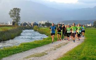 Tekaški izziv - 100 ob Mrzli reki