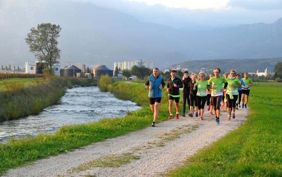 Tekaški izziv - 100 ob Mrzli reki (foto: Arhiv 100 ob mrzli reki)