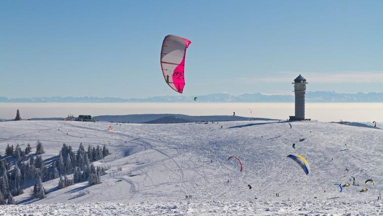 Zimski kajt (foto: Profimedia)