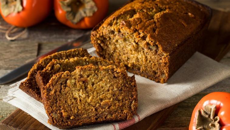 Slastno: Kakijev kruh (foto: Profimedia)
