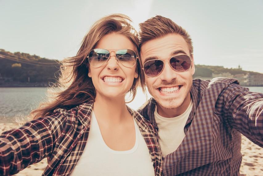 Čisti zobje za lep nasmeh