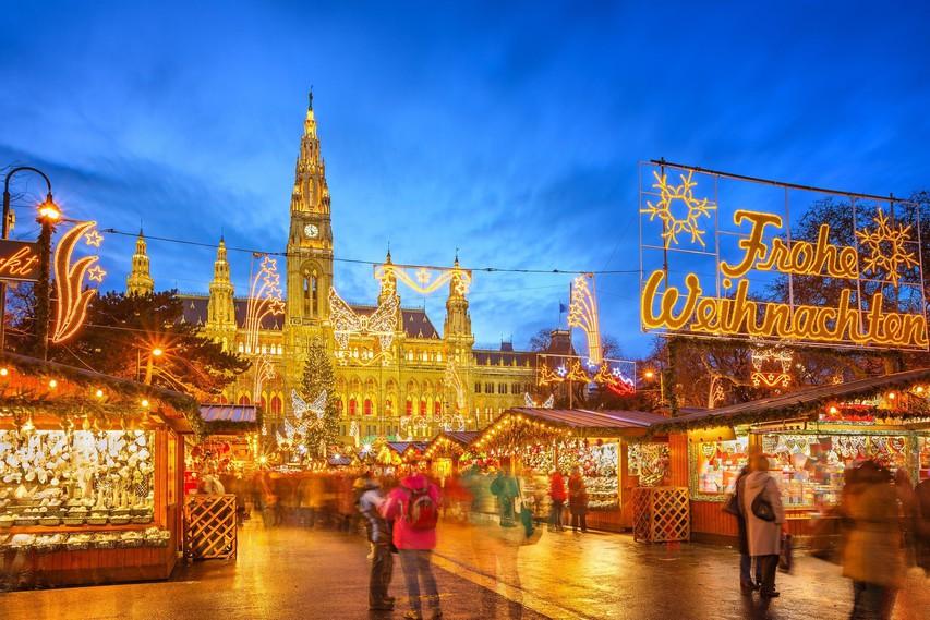 Ideje za vikend izlete: Romantične adventne in božične tržnice
