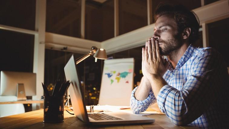 Ste nočna ptica? Tu je 6 nasvetov, kako preprečiti težave, ki jih lahko prinese neurejen spalni ritem (foto: Profimedia)