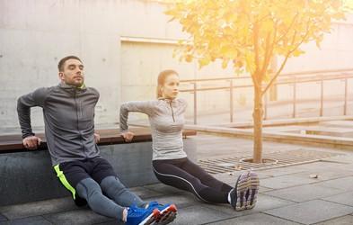 5 vaj za utrjevanje telesa brez uteži