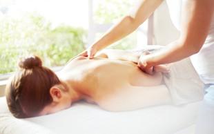 Z masažo vzpostavljamo ravnovesje v telesu in duši