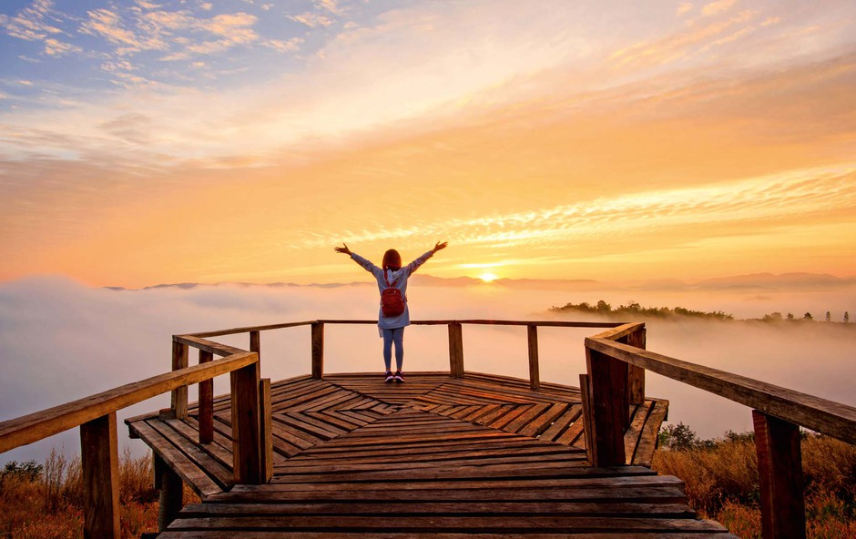 Pravilno uravnotežite razum in samonadzor, lahko postanete celo srečnejši (foto: Shutterstock)