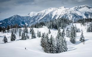 V gore pozimi - napotki in priporočila Planinske zveze Slovenije in Gorske reševalne zveze Slovenije